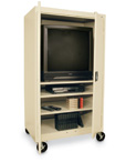 Audio Video Cabinet with Doors
