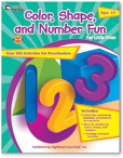 Color, Shape, and Number Fun