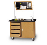 Lab Demonstration Carts