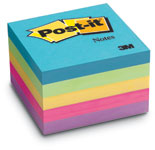 Sticky Notes, Index Cards & Notepads