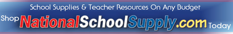 School Supplies & Teacher Resources On Any Budget. Shop NationalSchoolSupply.com